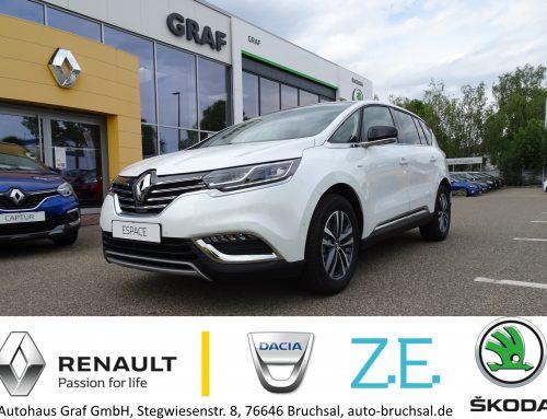 Jetzt Renault Espace Aktionsfahrzeug sichern!