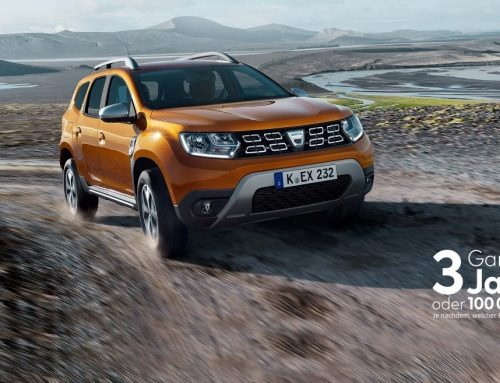 Der neue Dacia Duster, kurze Zeit als Lagerfahrzeug sofort Verfügbar.