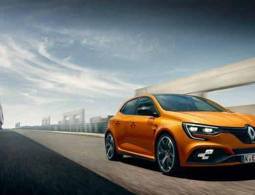 In jeder Hinsicht außergewöhnlich: der neue Renault MEGANE R.S.