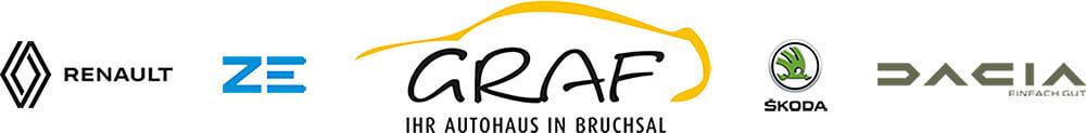 Autohaus Graf, Bruchsal Logo